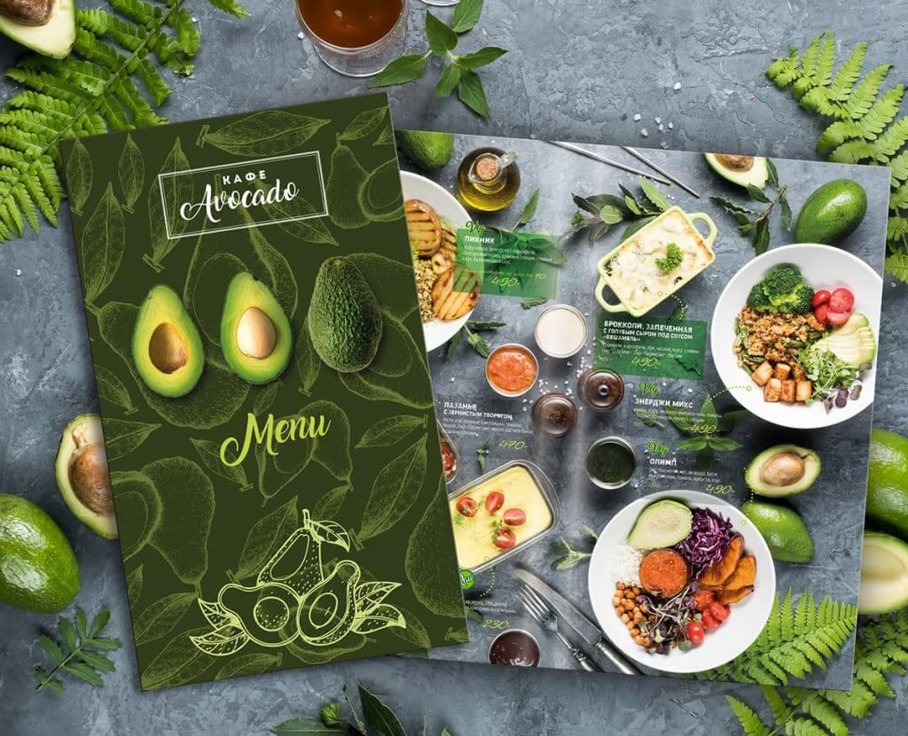 jidelni-listek-pro-vegan-kavarnu-avokado